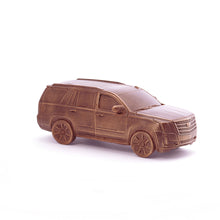 Load image into Gallery viewer, Cadillac Escalade Chocolate Car Figure NYC
