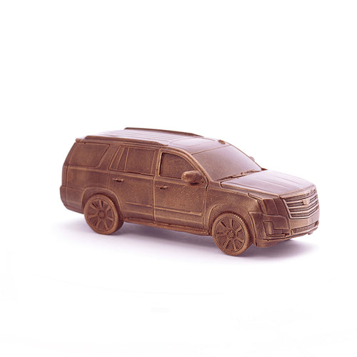 Cadillac Escalade Chocolate Car Figure NYC