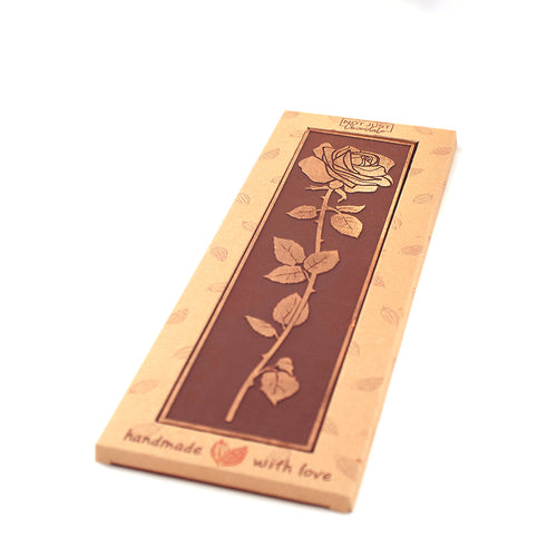 Rose Chocolate Bar Flowers