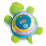 Summer  Turtle Digital Temp Tester Tortoise Bath Toy (Multicolor)