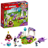 LEGO Juniors Emma's Pet Party Building Blocks For Girls 4 to 7 Years (67 pcs) 10748