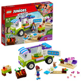 LEGO Juniors Mia's Organic Food Market Building Blocks For Girls 4 to 7 Years (115 pcs) 10749