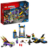 LEGO Juniors The Joker Batcave Attack Building Blocks For Kids 4 to 7 Years (151 pcs) 10753