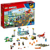 LEGO Juniors City Central Airport  Building Blocks For Kids 4 to 7 Years (376 pcs) 10764