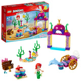 LEGO Juniors Ariel's Underwater Concert Building Blocks For Kids 4 to 7 Years (92 pcs) 10765