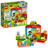 LEGO DUPLO Town Preschool Building Blocks For Kids 2 to 5 Years (39 Pcs)10833