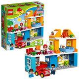 LEGO DUPLO Town Family House Building Blocks For Kids 2 to 5 Years (69 Pcs)10835