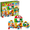 LEGO DUPLO Town Square Building Blocks For Kids 2 to 5 Years (98 Pcs)10836