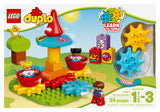 LEGO DUPLO My First Carousel Building Blocks For Kids 2 to 5 Years (24 Pcs)10845