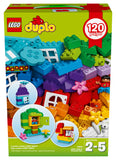 LEGO DUPLO Creative Box Building Blocks For Kids 2 to 5 Years (120 Pcs)10854
