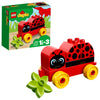 LEGO DUPLO My First Ladybug Building Blocks For Kids 1.5 to 3 Years (6 Pcs)10859