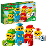 LEGO DUPLO My First Emotions Building Blocks For Kids 1.5 to 3 Years (28 Pcs)10861