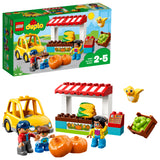 LEGO DUPLO Town Farmers Market Building Blocks For Kids 2 to 5 Years (26 Pcs)10867