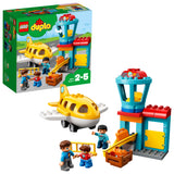 LEGO DUPLO Town Airport Building Blocks For Kids 2 to 5 Years (29 Pcs)10871