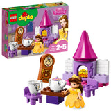 LEGO DUPLO Disney Princess Belle's Tea Party Building Blocks For Kids 2 to 5 Years (19 Pcs)10877