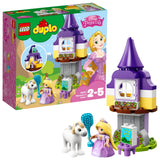 LEGO DUPLO Princess Rapunzel's Tower Building Blocks For Kids 2 to 5 Years (37 Pcs)10878