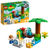 LEGO DUPLO Jurassic World Gentle Giants Petting Zoo Building Blocks For Kids 2 to 5 Years (24 Pcs)10879