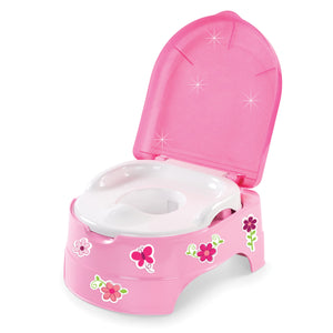 Summer My Fun Potty Potty Seat Girl (Multicolor)