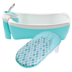 Summer Lil Luxuries Whirlpool, Bubbling Spa & Shower (Blue)