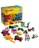 LEGO Classic Bricks on a Roll  Building Blocks For Kids (442 pcs) 10715