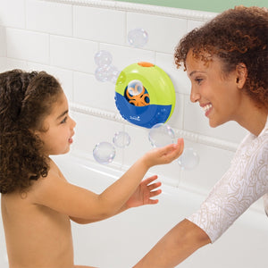 Summer  Tub Time Bubble Maker Bath Toy (Multicolor)