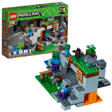 LEGO The Zombie Cave