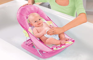 Summer  Mother S Touch Baby Bather (Pink)