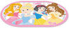 STOR OVAL OFFSET PLACEMAT LITTLE PRINCESS