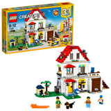 LEGO Creator 3in1 Modular Family Villa Building Blocks For Kids 8 to 12 Years (728 Pcs) 31069
