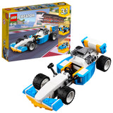 LEGO Creator 3in1 Extreme Engines Building Blocks For Kids 7 to 12 Years (109 Pcs) 31072