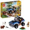LEGO Creator 3in1 Outback Adventures Building Blocks For Kids 7 to 12 Years (225 Pcs) 31075