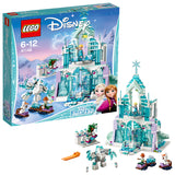 LEGO Disney Princess  Elsa's Magical Ice Palace Building Blocks For Girls 5 to 12 Years (701 Pcs) 41148