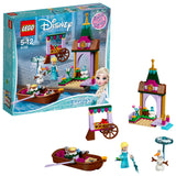 LEGO Disney Princess Elsa's Market Adventure Building Blocks For Girls 5 to 12 Years (125 Pcs) 41155
