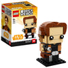 LEGO Brickheadz Han Solo Building Blocks For Kids 10+ Years (141 Pcs) 41608