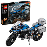 LEGO  Technic BMW R 1200 GS Adventure Bike Building Blocks For Boys 10 to 16 Years (603 Pcs) 42063