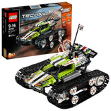 LEGO Technic RC Tracked Racer Building Blocks For Boys 9 to 16 Years (370 Pcs) 42065
