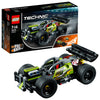 LEGO Technic Whack Racer Car Building Blocks For Boys 7 to 14 Years (135 Pcs) 42072