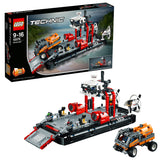 LEGO Technic Hovercraft Building Blocks For Boys 9 to 16 Years (1020 Pcs) 42076