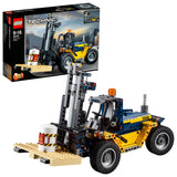 LEGO Technic Heavy Duty Forklift Truck Building Blocks For Boys 9 to 16 Years (592 Pcs) 42079