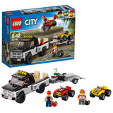 LEGO City ATV Race Team Building Blocks For Kids 5 to 12 Years (239 Pcs) 60148