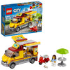 LEGO City Pizza Van Building Blocks For Kids 5 to 12 Years ( 249 Pcs) 60150