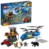 LEGO City Police Mountain Arrest Building Blocks For Kids 5 to 12 Years ( 303 Pcs) 60173