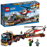 LEGO City Vehicles  Heavy Cargo Transport Building Blocks For Kids 5 to 12 Years ( 310 Pcs) 60183