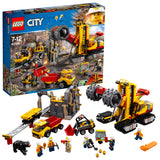 LEGO City Mining Experts Site Building Blocks For Kids 7 to 12 Years ( 883 Pcs) 60188