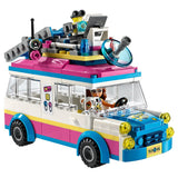 Lego Friends Olivia's Mission Vehicle Building Blocks for Girls 6 to 12 Years (223 pcs) 41333