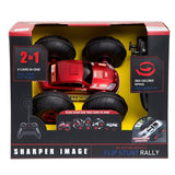 Sharper Image Toy RC Flip Stunt Rally