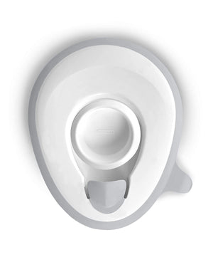 Skip Hop Easy-Store Toilet Trainer - White