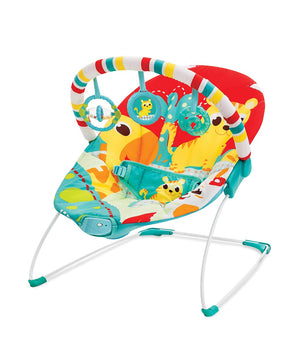 Mastela Toddlers to Newborn Baby Rocker | Bouncer Musical Chair (Multicolour)
