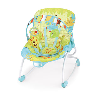Mastela Baby Toddlers to Newborn Musical Rocker (Multicolor)