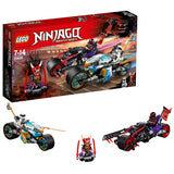 Lego Street Race of Snake Jaguar